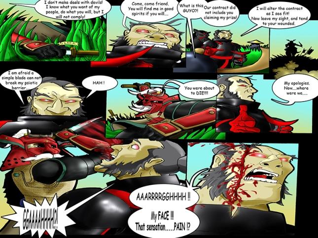 Pure Blood Zuda Pg 2 mail away